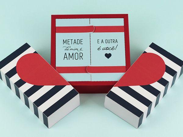 Dia Dos Namorados Diy Ideias De Presentes Com Passo A Passo Para