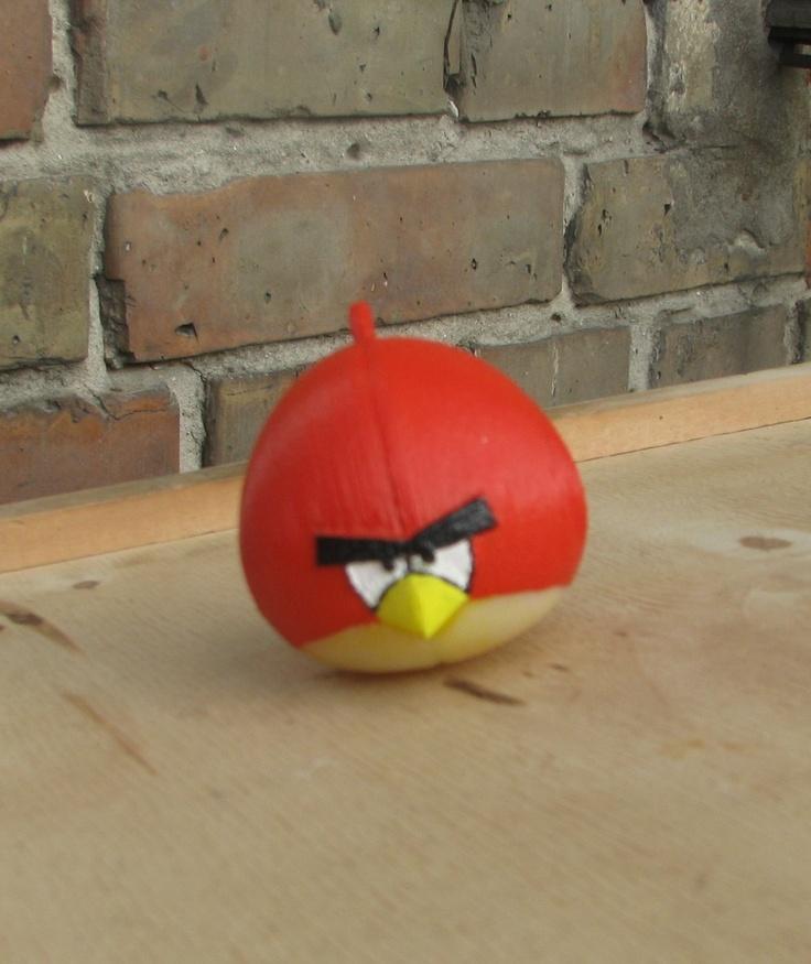 Angry Birds by 3Dfactory.com.ua