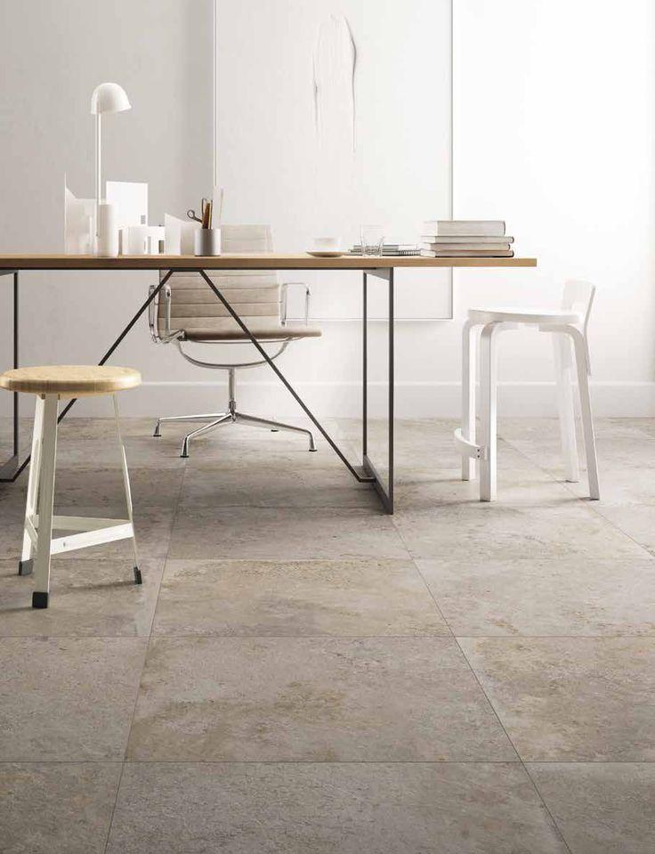 Ceramic flooring with stone effect SPRINGSTONE | Flooring - @marcacorona