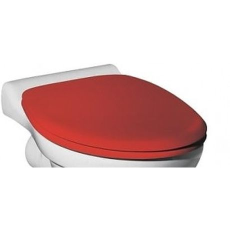 Deska WC KERAMAG KIND czerwona 573337. Arenalazienek.pl