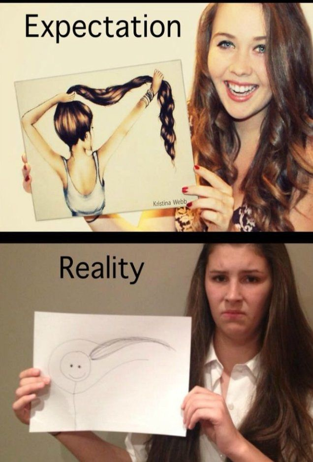 33 Instances Of Expectations Vs Reality......... This is sooo what I feel like sometimes!!!