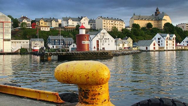 Molja Lighthouse and Aalesund
