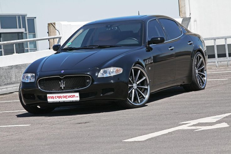 View 2005 Maserati Quattroporte