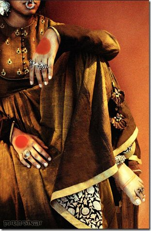 India-inspirit: Dhruv Singh's vintage charm…