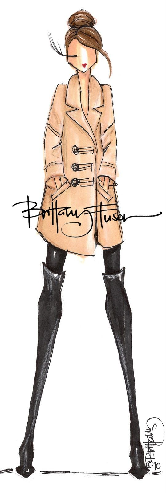 brittany fuson| Be Inspirational❥|Mz. Manerz: Being well dressed is a beautiful form of confidence, happiness & politeness