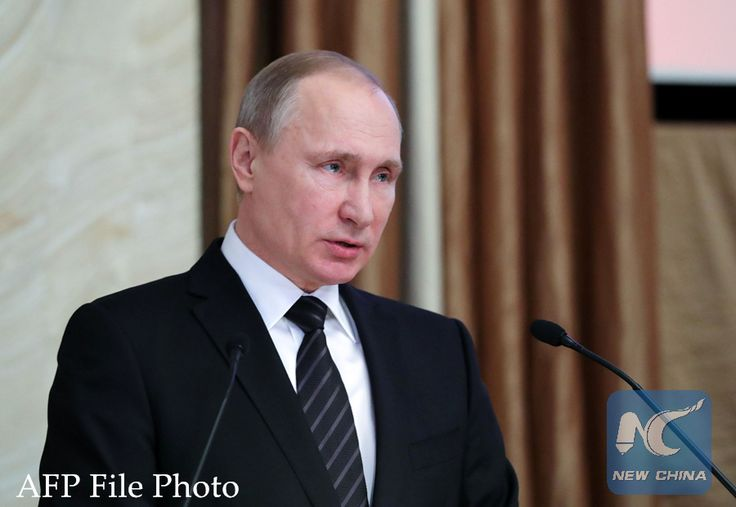 Russia ready to withdraw military base from Kyrgyzstan at any time: Putin - Xinhua | English.news.cn
