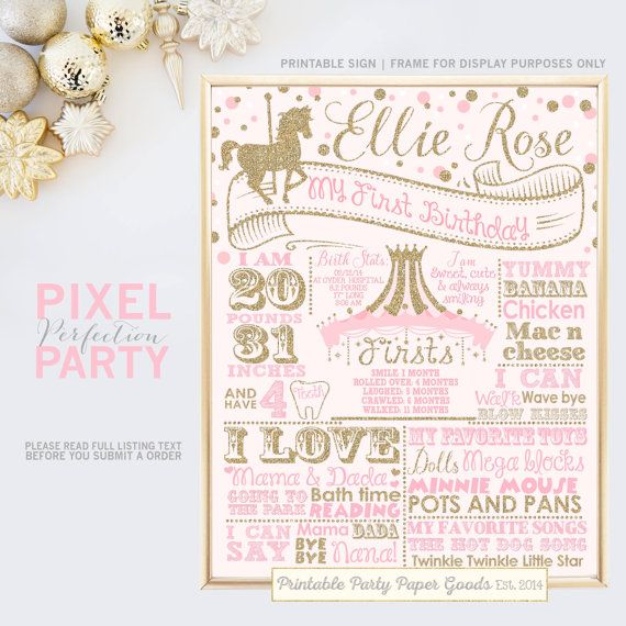 Hey, I found this really awesome Etsy listing at https://www.etsy.com/listing/253954538/carousel-birthday-birthday-poster