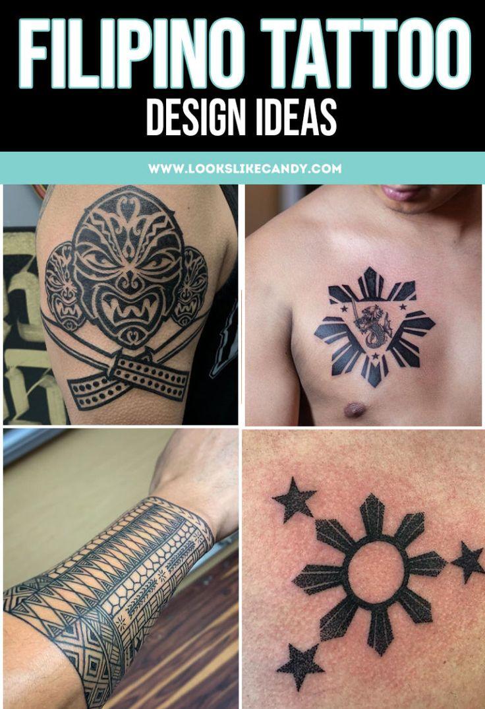 UPDATED 37 Intricate Filipino Tattoo Designs (July 2020