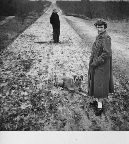 One of my very first photos  , 1947 - by Ed van der Elsken (1925 – 1990), Dutch