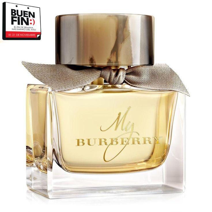 Perfume Burberry My Burberry Dama Eau de Parfum 90 ml #WalmartBuenFin #WalmartComMx