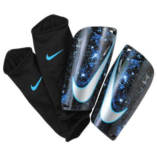 Nike Mercurial CR7 Lite Ronaldo 2013 2014 Shin Guard Slip Shield New Midnight | eBay