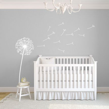 Dandelion Wall Decal - hardtofind. Absolutely love this one too - $85