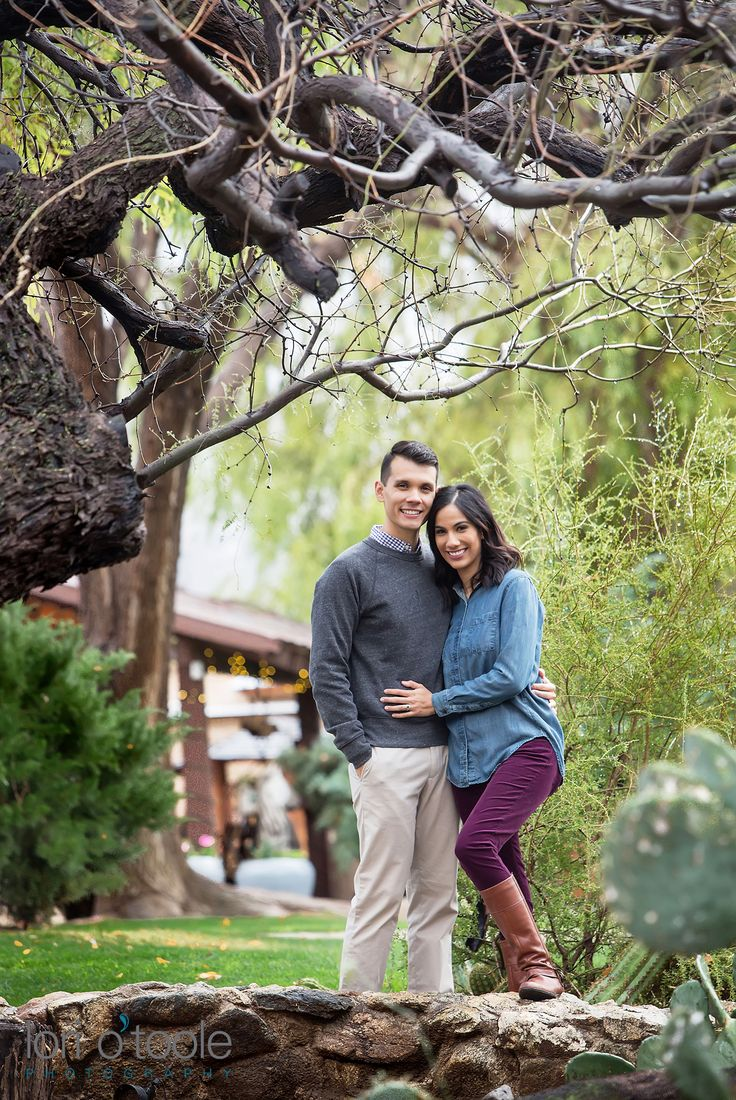 Tanque Verde Guest Ranch; engagement photos; Lori OToole Photography