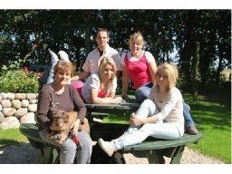 5-Sterne Ferienwohnung für 5 Personen mit eigener Sauna und Whirlpool in Reußenköge