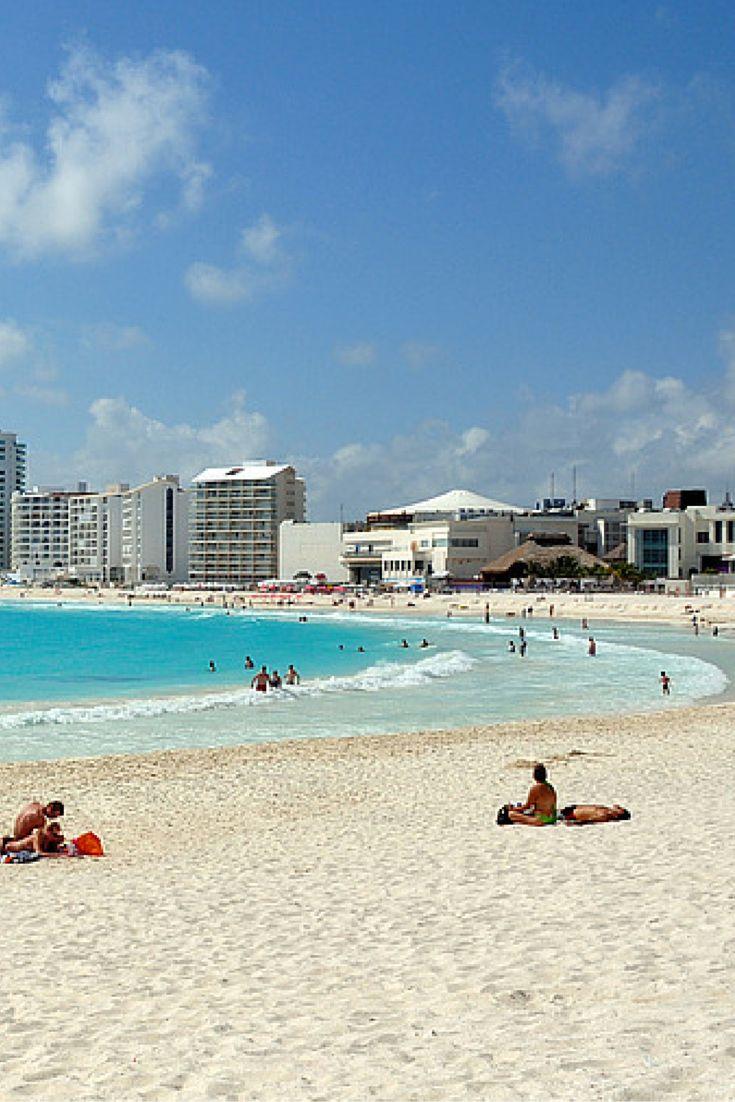 Mexico, altijd de zon hoog aan de hemel en het witte zand tussen je tenen, vlieg ook over twee weken naar het paradijs! Zestien dagen lang genieten, de ultieme vakantie beleef je hier..☀