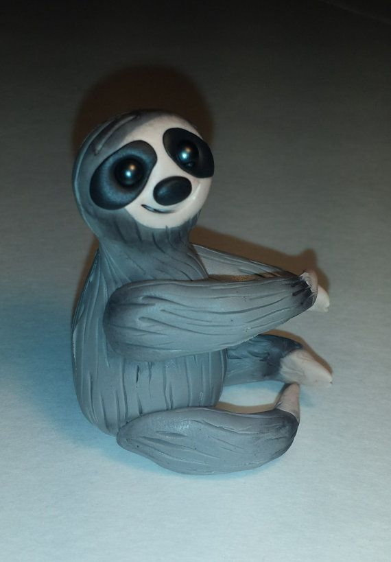 Sloth art project - photo#54