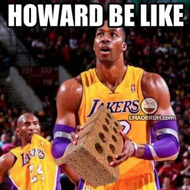 memes sports funny basketball nba quotes kobe meme howard jokes sport fails epic dwight humor football hilarious funniest dumb nfl