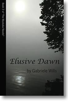 "Elusive Dawn by Gabriele Wills #Bookreview -""I absolutely adore Gabriele Willis"" @Amber B @Gabriele Wills"