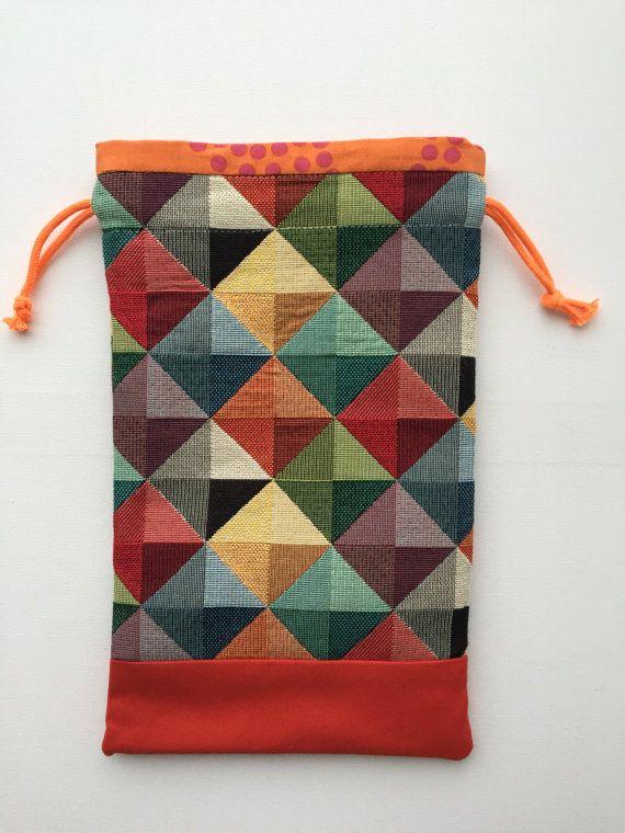 Midori Traveler's Notebook Bag Drawstring by LowlandOriginals