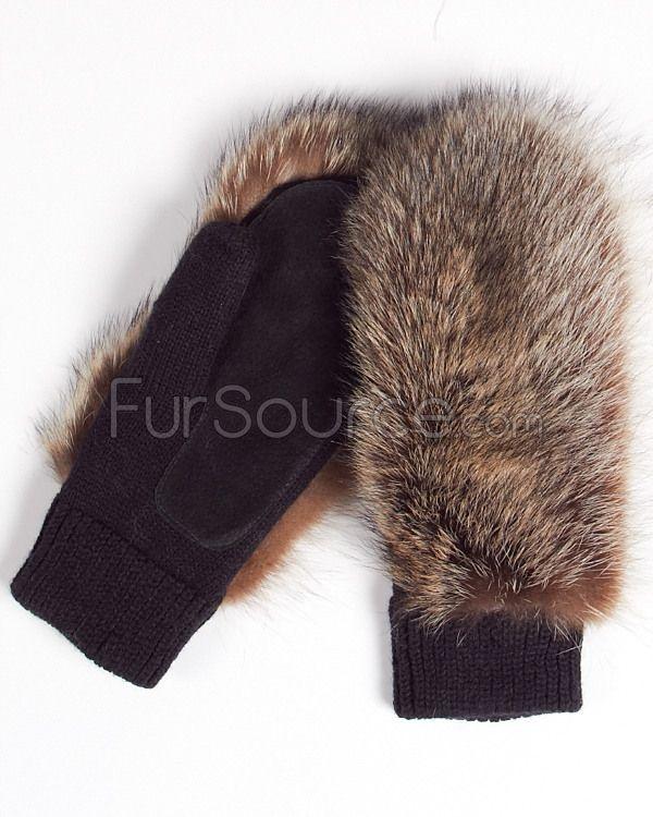 18 Best Fur Trim Gloves Images On Pinterest  Fur Trim -3937