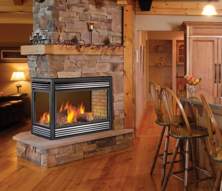 Lennox 3 Sided Propane Fireplace: 19 Best 3 Sided Fireplace Inserts Images On Pinterest