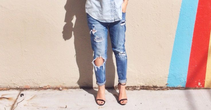 Five Days in Denim : Day 5 Double D