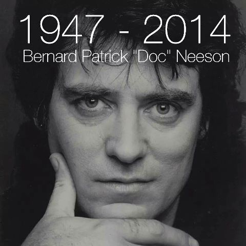 Doc Neeson - Angels. Australian rock band