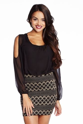 Double Dare You Twofer Dress only $24.99