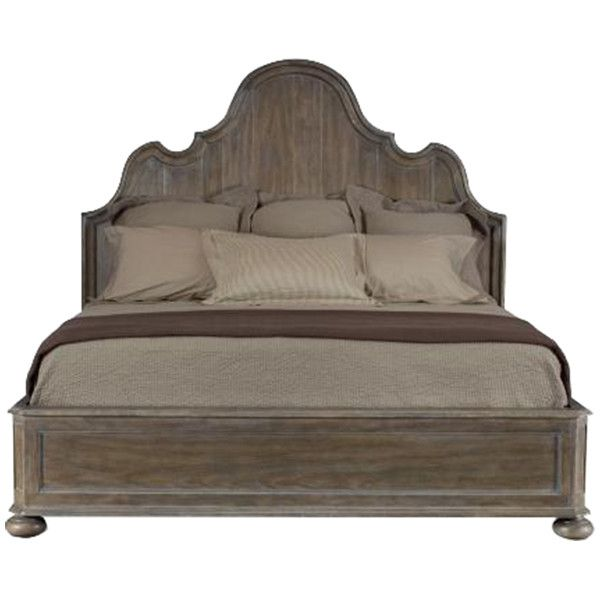 Bernhardt Belgian Oak Panel Bed Flats Products And Beds