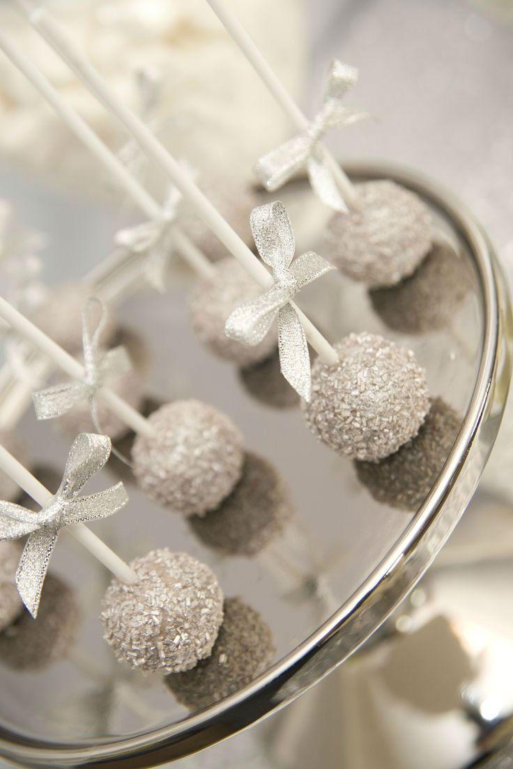 25th wedding anniversary christmas ornament - Silver Winter Wedding Decoration01 Jpg 736 1 104 Pixels