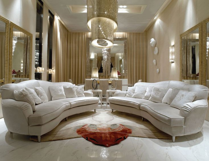 Home And Style By Luxury Group, Inc. Brooklyn, NY   Would Be Fabulous In  The Fabric Of Your Choice   Visionnaire IPE Cavalli Ginevra Luxury Italian  Designer ...