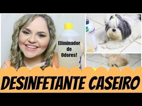 DIY: Faça Você Mesma: ELIMINADOR de ODORES Cachorro/Cão/Dog/Pet/Animal #LóiPor31Dias 17 Lói Cúrcio - YouTube