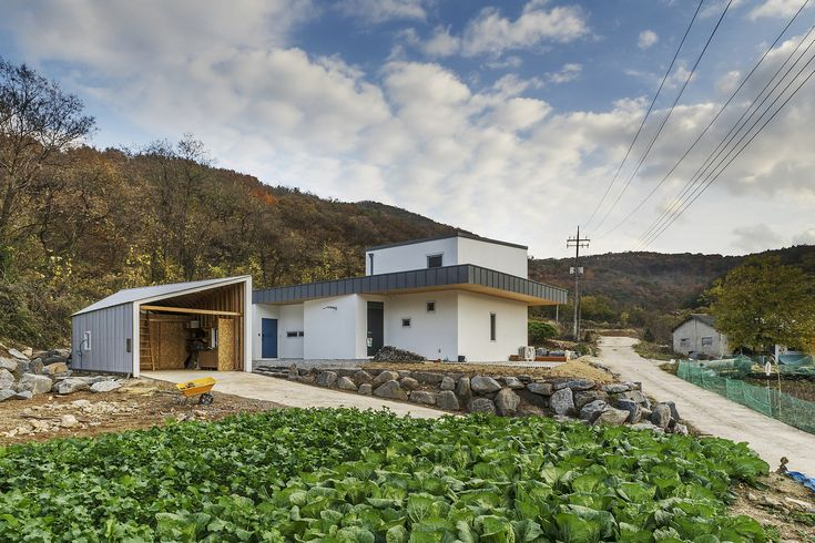 Gallery of Suitable Farmhouse / OfAA - 8