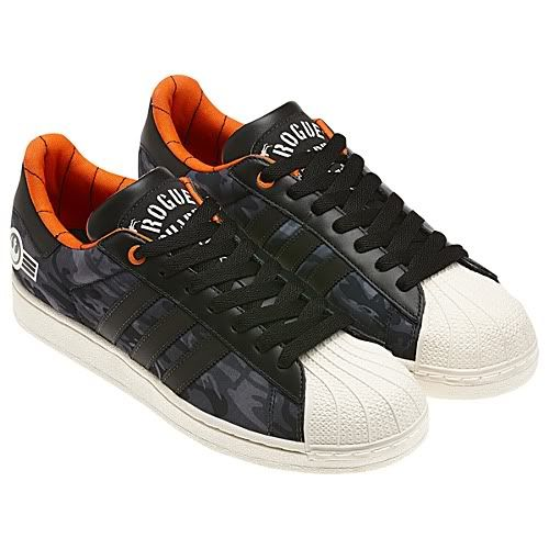 adidas originals superstar 2 mens Orange