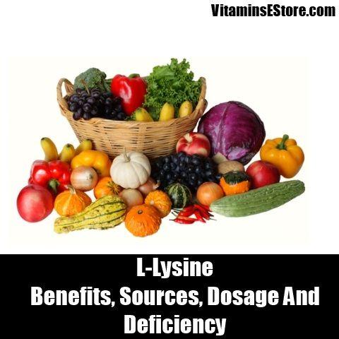 Alkaline Foods High In Lysine