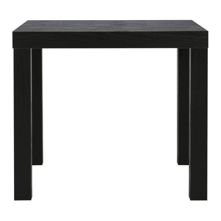 End Table Black, End Table