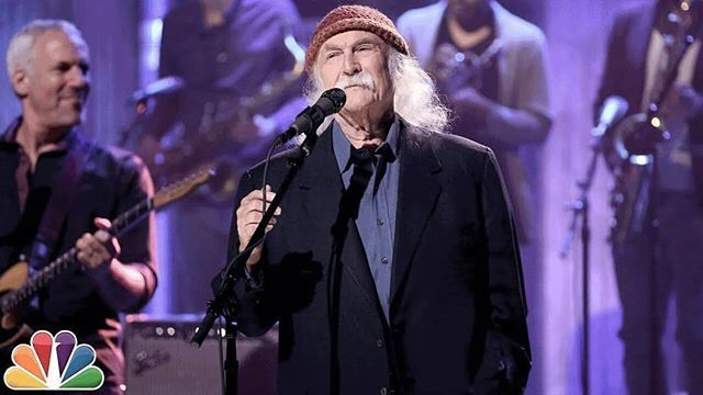 "Reposting @juketrain: David Crosby: She's Got to Be Somewhere  Music guest David Crosby performs ""She's Got to Be Somewhere"" for the Tonight Show audience. Subscribe NOW to The Tonight Show Starring Jimmy Fallon: http://... http://crwd.fr/2Caa5kT . . . #music #video #np #song #art #instamusic #musician #Crosby #youtube"