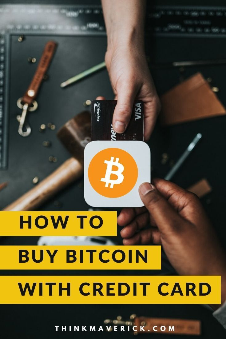 How To Buy Bitcoin With Credit Card Or Debit Card Buy Bitcoin