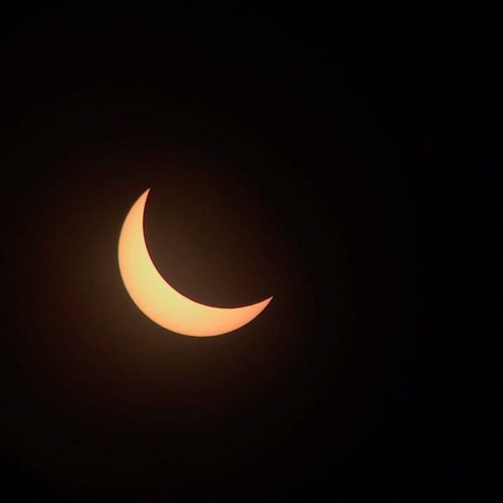 20+ Spectacular Photos of Solar Eclipse That Spanned Across the U.S.