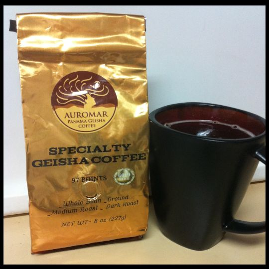 Have you tried the Auromar Panama Geisha Coffee? I don't know why not. this is one of the best coffees I have ever tasted. Read the review to find out why.http://themorningcoffeecup.com/auromar-panama-geisha-coffee-review/