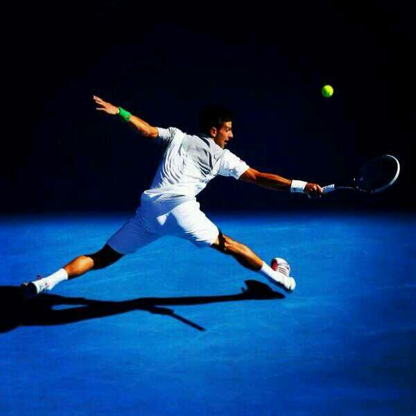 how to aim where you serve in tennis