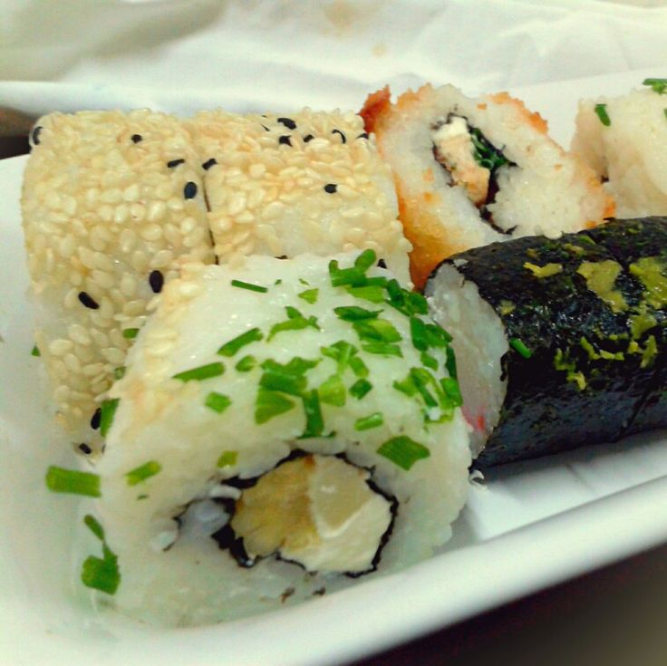 Sushi time - love you!