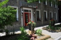 Swiss Hotel, located in downtown Ottawa, Canada, at 89 Daly Avenue. For more information on Ottawa accommodation visit http://www.ottawatourism.ca/en/visitors/ottawa-hotels