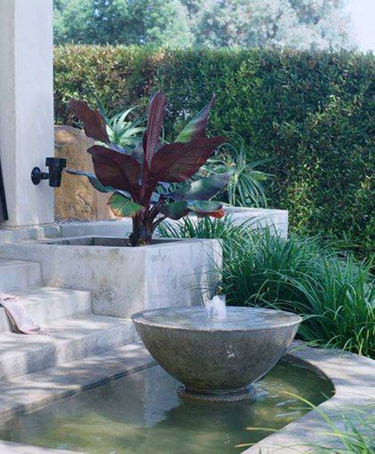 8 best Fountains images on Pinterest Concrete garden Fountain