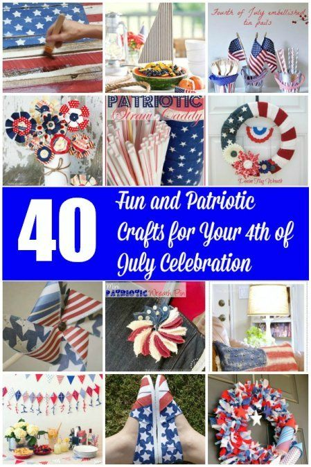 173 best fourth of july crafts