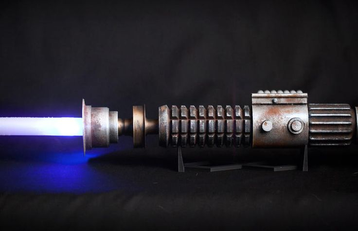 3D-print your own lightsaber with these free files - CNET