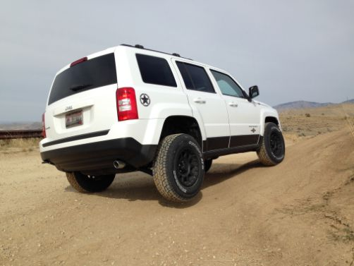 Pin By Steven Hulce On Jep The Jeep Jeep Patriot Lifted Jeep