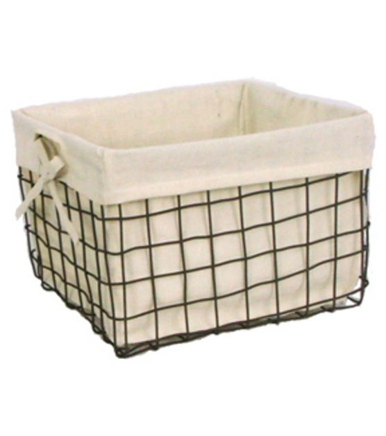 1000 ideas about wire basket decor on pinterest vintage for Jo ann fabrics and crafts fayetteville ny
