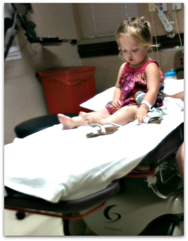 Febrile Seizures -- I've heard of these before but didn't ...