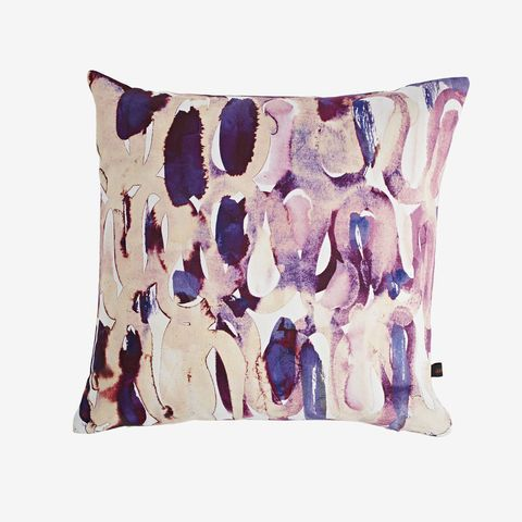 Nocturne Plum Cushion - product images  of